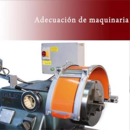 ADECUACION / MOVIMIENTO Y RETROFITTING DE MAQUINARIA INDUSTRIAL