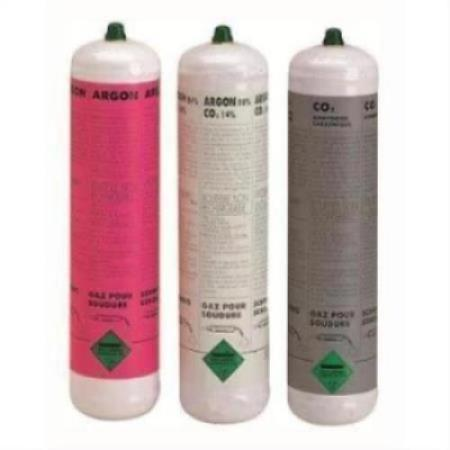BOMBONA DE GAS CO2, 1 L, MARCA TELWIN MODELO NO RECUPERABLE  802038