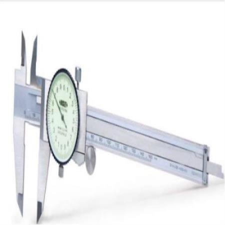 CALIBRE MANUAL RELOJ PIE DE REY  MARCA INSIZE MODELO 0-150 MM. 0.01 mm 1311-150A