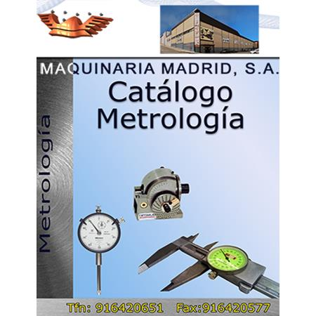 CATALOGO GENERAL DE METROLOGIA