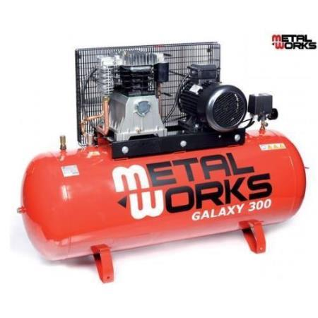 COMPRESOR ALTERNATIVO MARCA  METALWORKS MODELO GALAXY 300 5.5 cv 270 litros 4583003