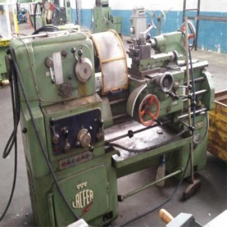 TORNO PARALELO MARCA LACFER MODELO C-R-1-750